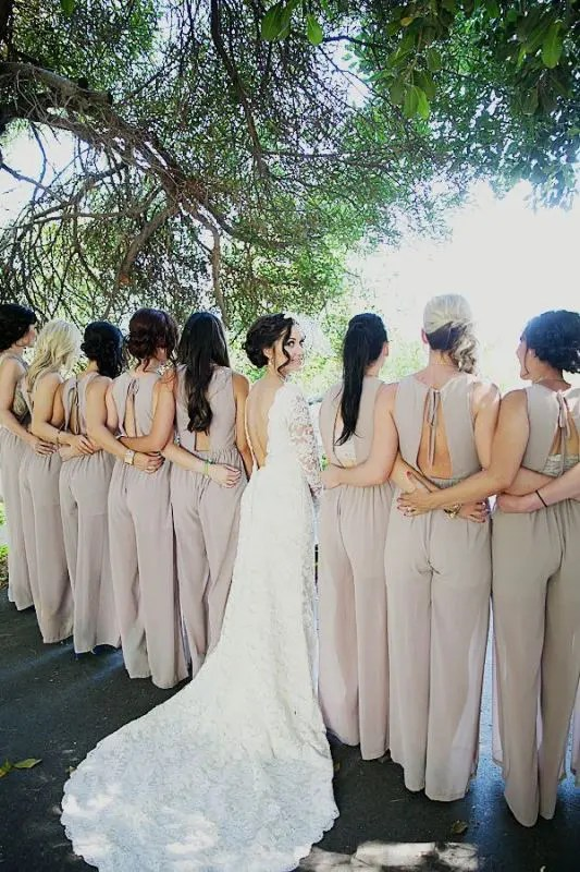 The Hottest Wedding Trend 25 Stylish Bridesmaids