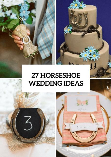 Horseshoe Table Decorations My Web Value