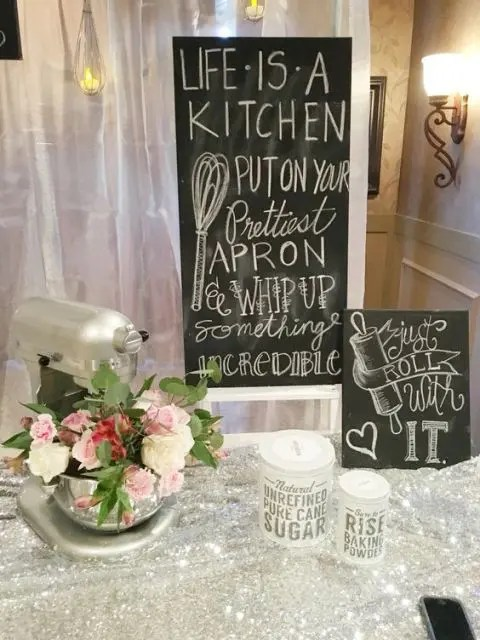 22 Funny Cooking Themed Bridal Shower Ideas Weddingomania