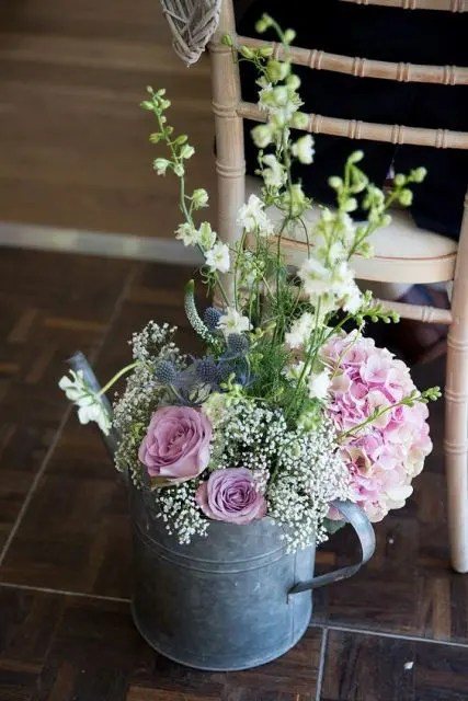 Watering Cans On Your Wedding Decor 21 Cute Ideas To Incorporate Them Weddingomania