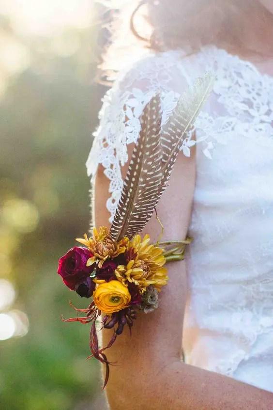 Fall Wedding Makeup Ideas