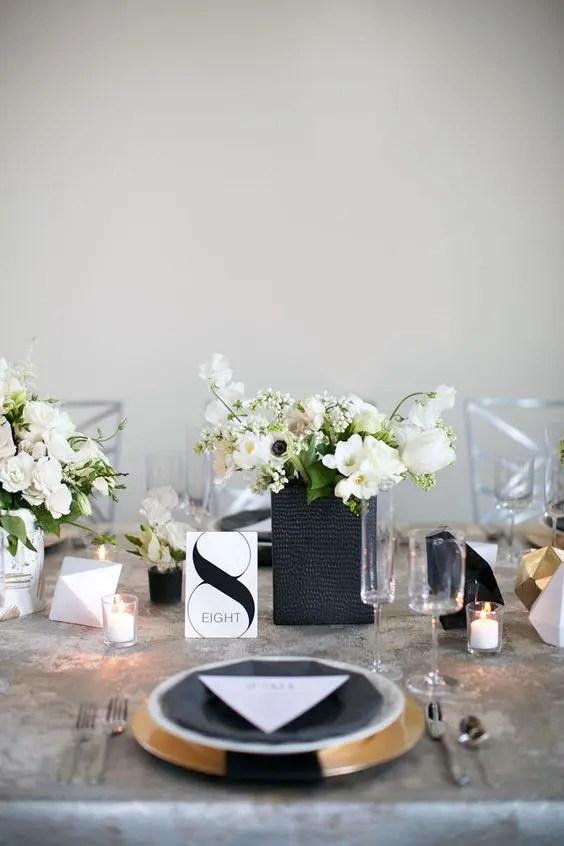 41 Edgy Modern Wedding Ideas You'll Love - crazyforus