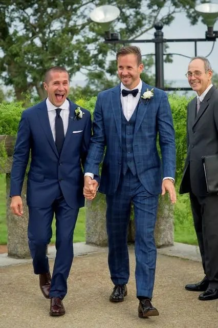 44 Stylish Gay Groom Outfits That Inspire Weddingomania