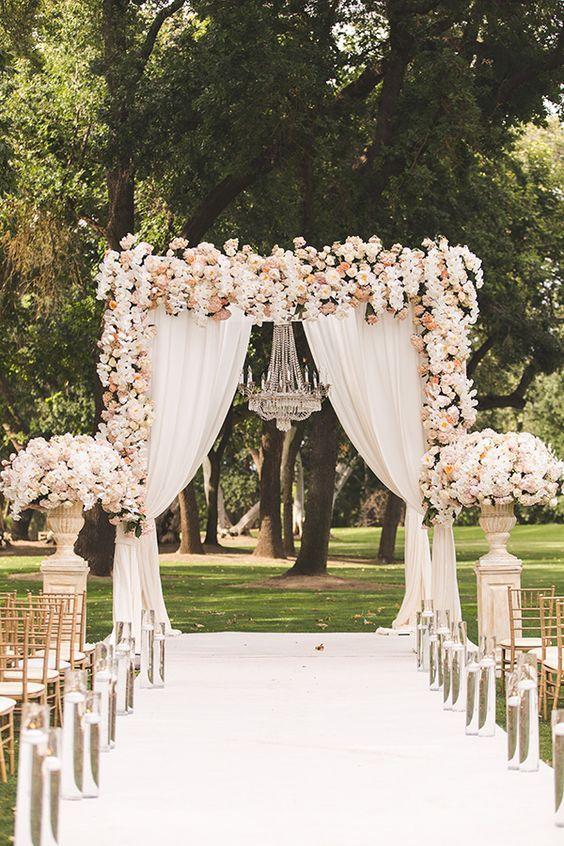 37 Lush Floral Wedding Ideas Youll Enjoy Weddingomania