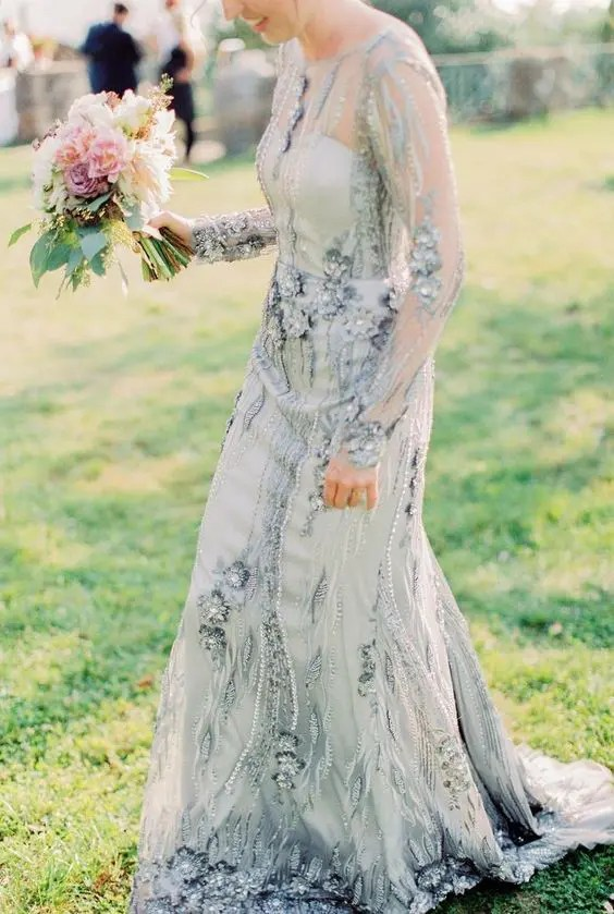 25 Embellished Wedding Dresses With A Wow Factor