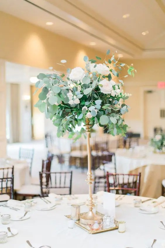 30 sophisticated tall wedding centerpieces crazyforus rh crazyforus com wedding centerpieces tall flower arrangements wedding tall centerpieces diy