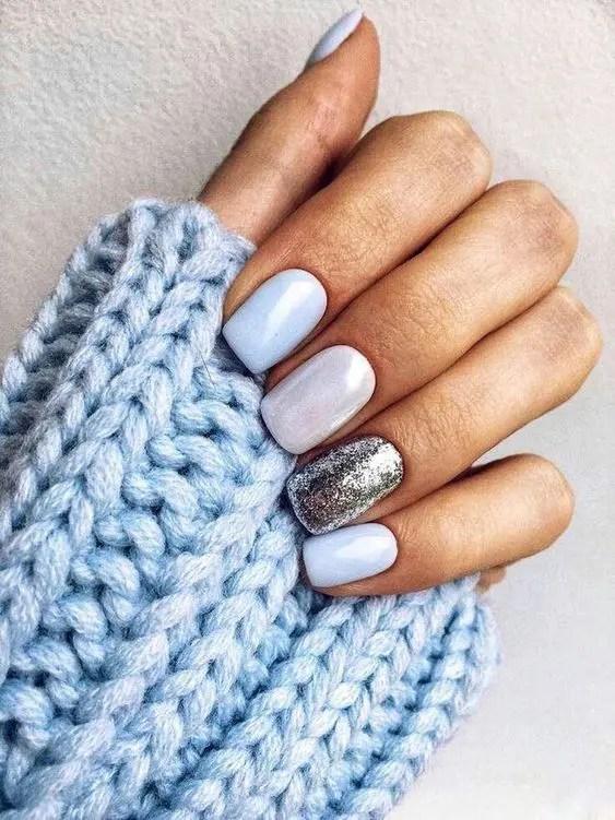 Winter Wedding Nails Ideas You\u0027ll Love , crazyforus