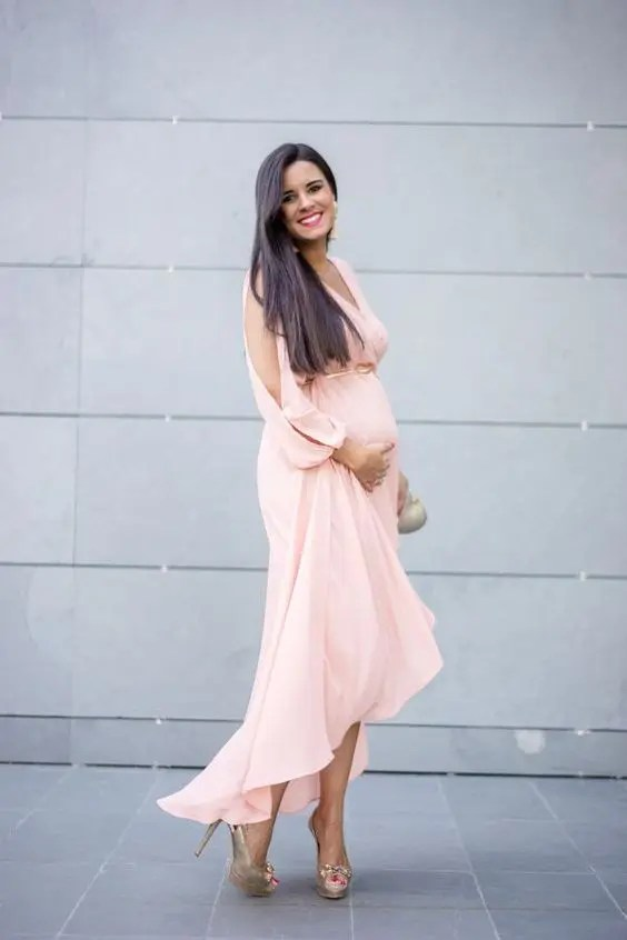 25 Flawless Maternity Wedding Guest Outfits Crazyforus