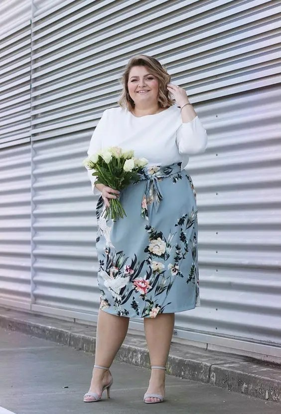 25 Plus Size Wedding Guest Outfits To Try - crazyforus