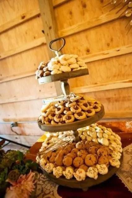Fall Wedding Table Favors