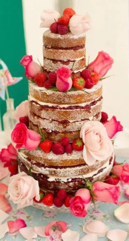 25 Cheap And Cool Wedding Cake Alternatives   Weddingomania Cheap And Cool Wedding Cake Alternatives