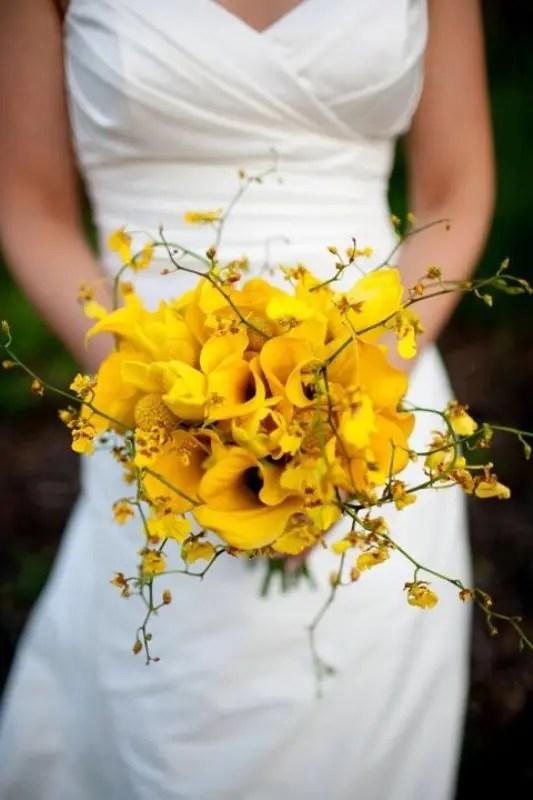 Bridal Bouquet Ideas Fall Weddings