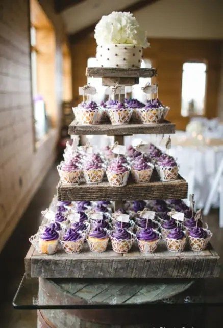31 Creative Wedding Mini Dessert Stand Ideas Weddingomania