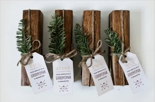 Awesome And Rustic Inspired DIY Cigar Boxes Gifts For
