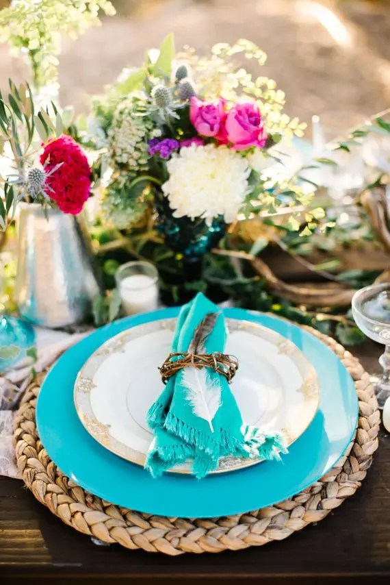 Table Setting For Wedding Reception Pictures
