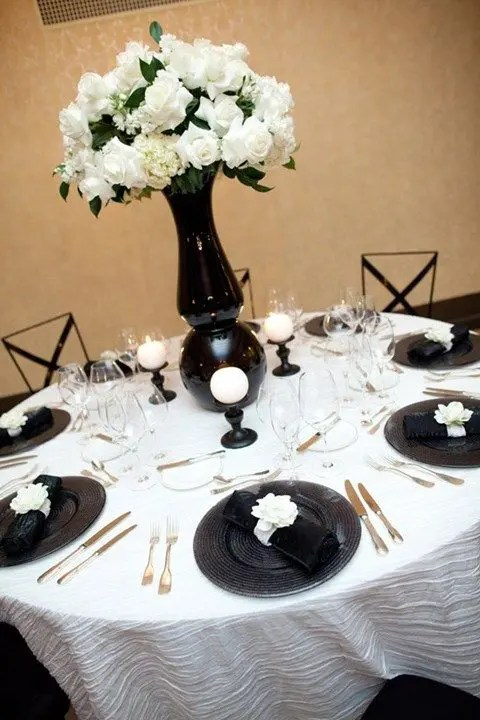 Black Tie Bride Timeless Southern Wedding At The