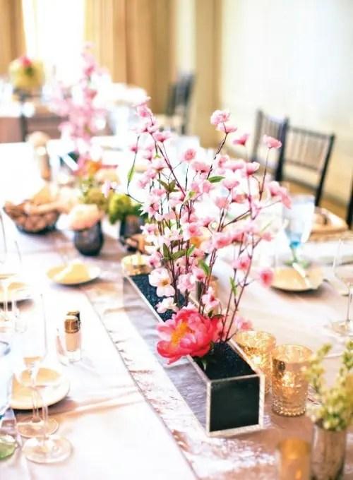 53 Gorgeous Spring Wedding Table Settings Weddingomania