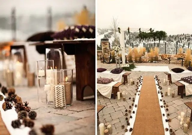 Indoor Wedding Ceremony Decoration Ideas On Decorations With And Outdoor 13