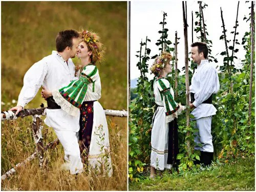 Pagan Inspired Wedding In The Heart Of Transylvania