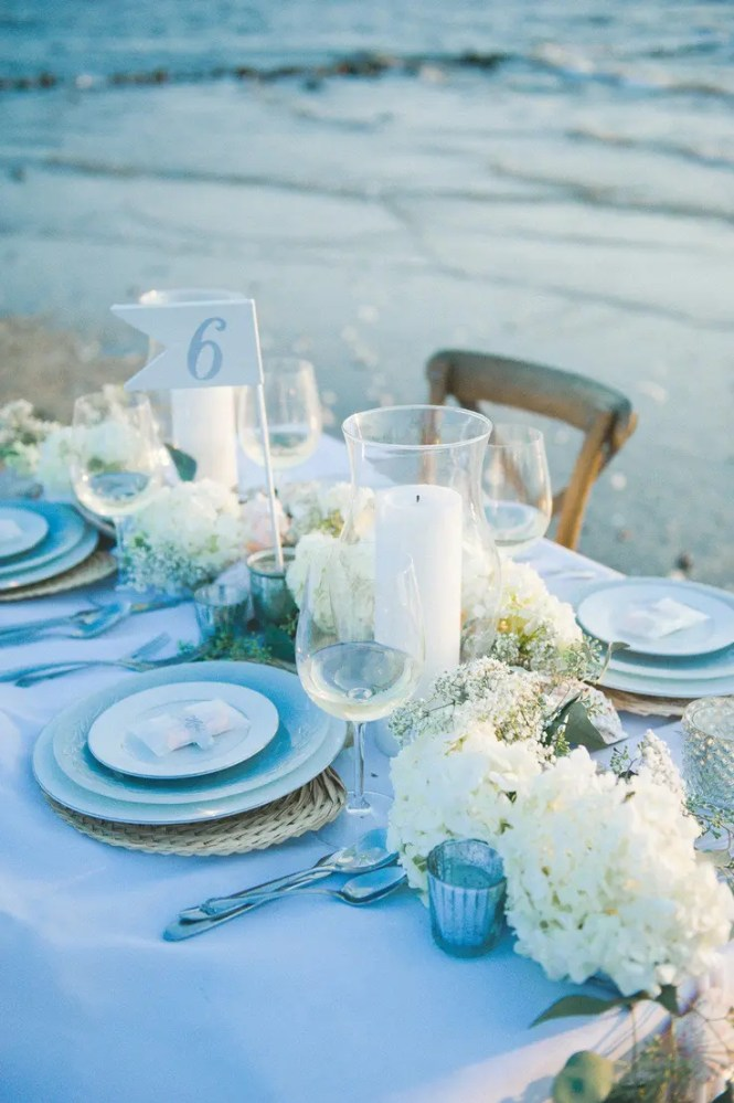 Diy Wedding Table Runner Ideas