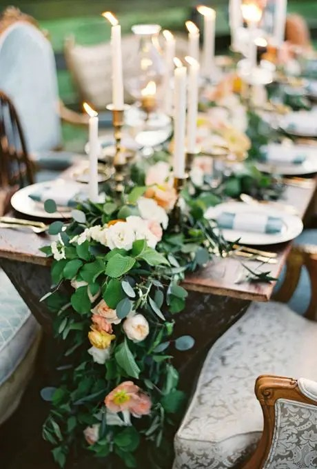 Image Result For Beautiful Natural Winter Wedding Decorations Ideas