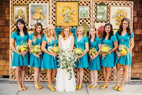 Aqua Green Wedding Decoration Blue Decorations And Silver