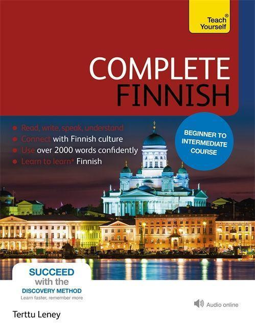 Teach Yourself Complete Finnish