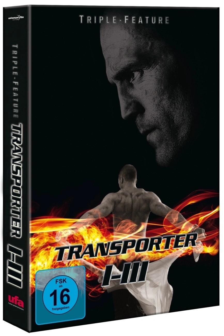 Jason Statham Transporter 1 . Transporter 1 3 Box Dvd Jetzt Bei Weltbild De Online Bestellen