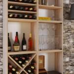Vcm Wein Regalserie Regal Weinregal Weinschrank Weinflaschen Schrank Holz Wurfel Flaschen Aufbewahrung Weino Vcm Weinregal Serie Weino Farbe Weino L Sonoma Eiche Weltbild De