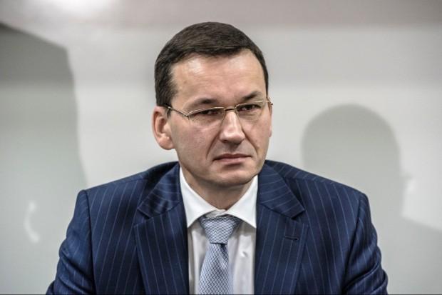 Morawiecki: menedżerowie z Orlenu odbudowują rentowność Możejek