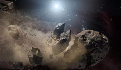 W piątek zagrozi nam asteroida. Odliczanie już trwa!