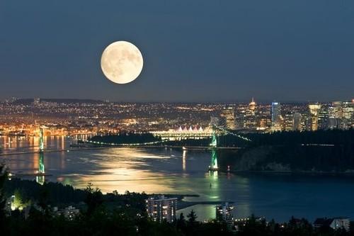 Czy pełnia Księżyca ma wpływ na człowieka?