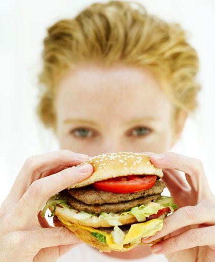 Fast foody i żywność przetwarzana
