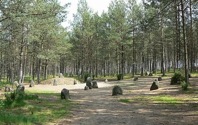Tajemnicze kamienne kręgi w Odrach | Historia zapomniana i mniej znana
