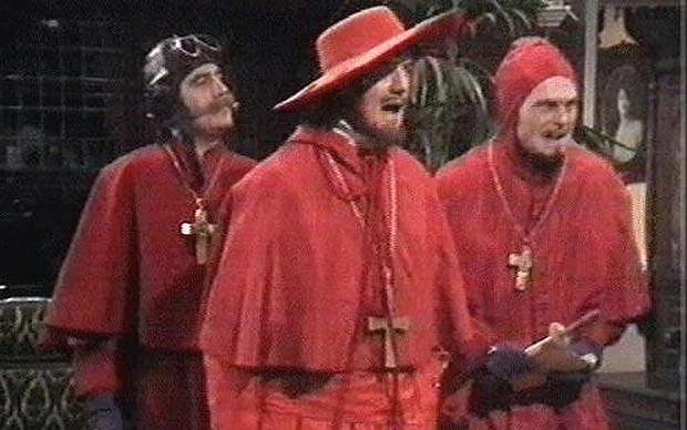 Nie taka inkwizycja straszna, jak ją malują. Skąd wziął się mit ...