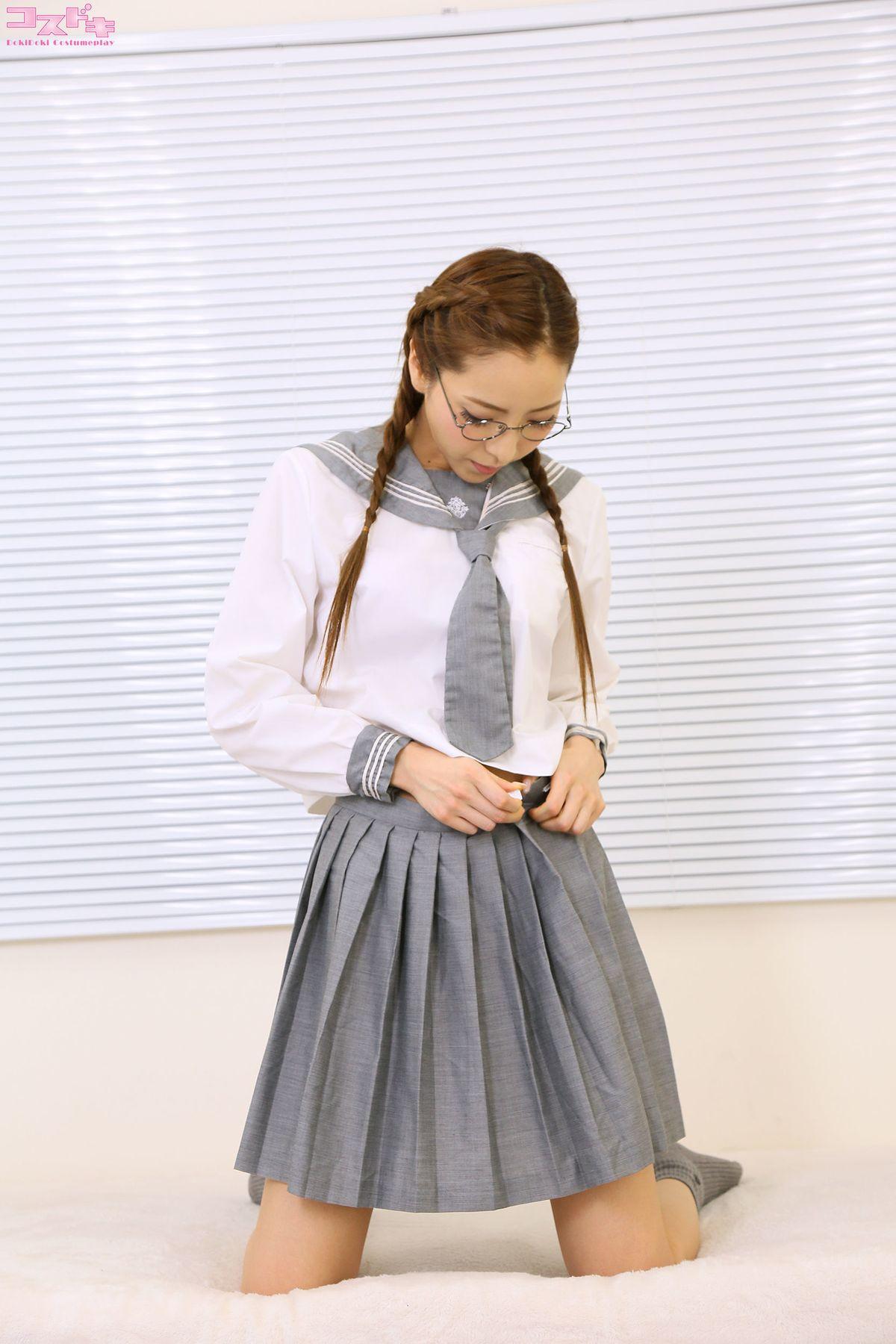 [Cosdoki] 天木ゆう(輝月あんり) kidukianri_pic_sailor1 寫真集(26) -美女 ...