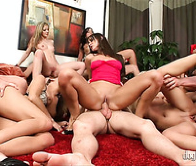 Heres Another Steamy Orgy With Gorgeous Cindy Dollar