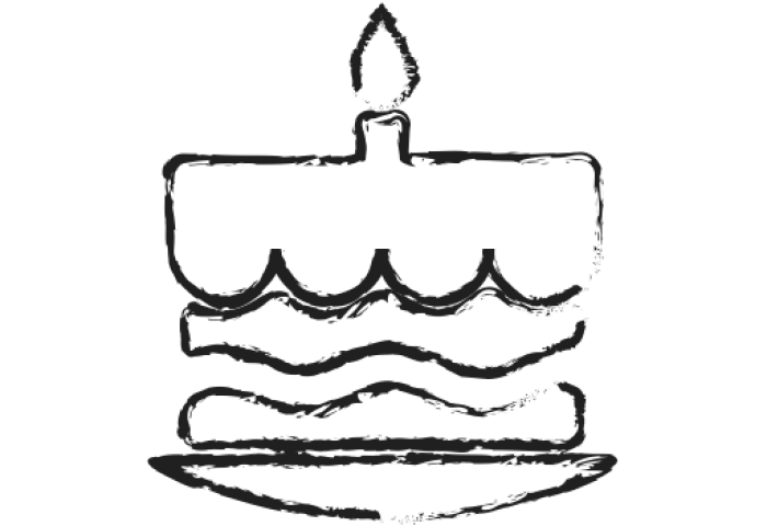 Drawing Cake Sketch Transparent Png Clipart Free Download Ya