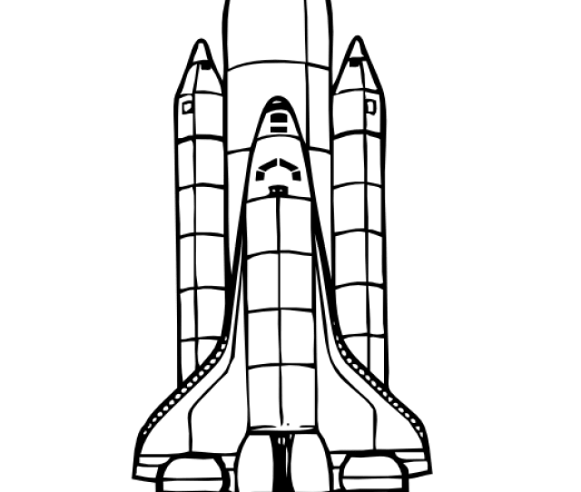 Spacecraft Drawing Space Craft Transparent Png Clipart Free