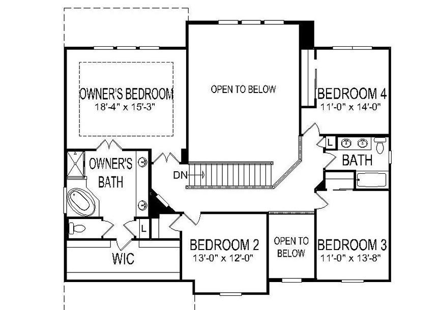 Centex Homes Floor Plans 2008