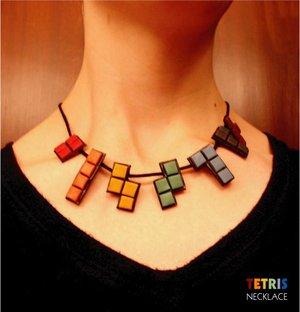 Tetris é tão popular que influenciou a moda
