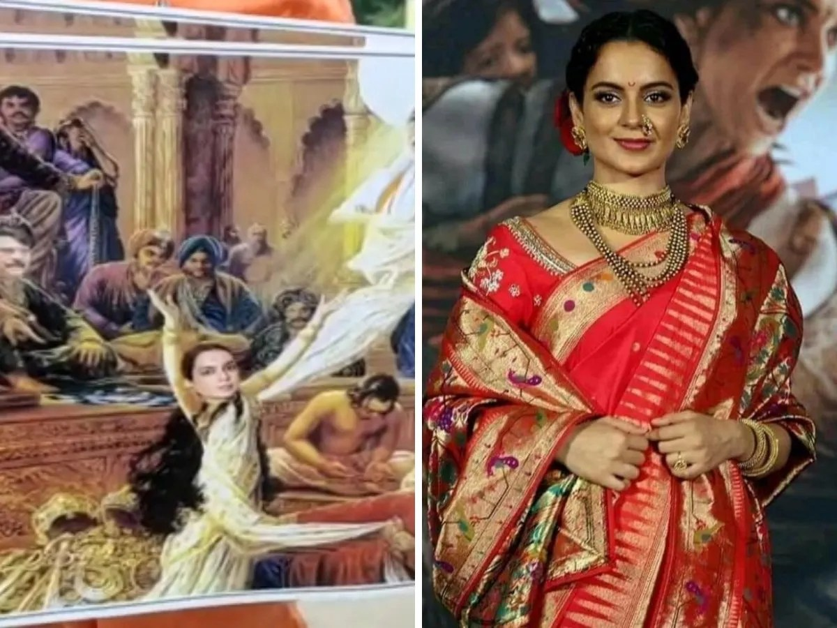 While kareena kapoor recently reminisced about how he and saif came closer, saba ali khan took her followers to their wedding day by sharing some unseen photos. Support pours in for Kangana Ranaut from Varanasi; posters