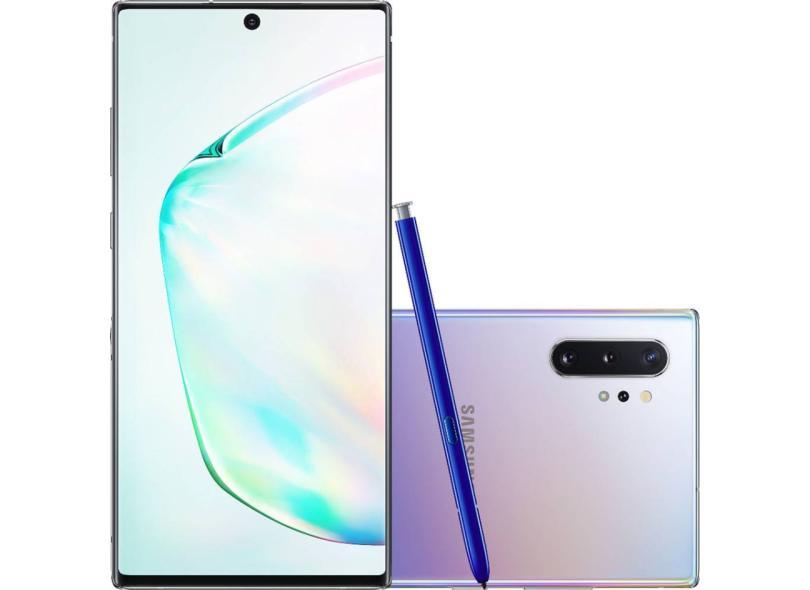 Smartphone Samsung Galaxy Note 10 Plus SM-N975F 256GB 2 Chips Câmera  Quádrupla 12 GB em Promoção é No Buscapé