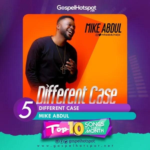 Mike Abdul – Different Case