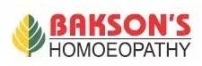 Baksons Homeopathy company Log0
