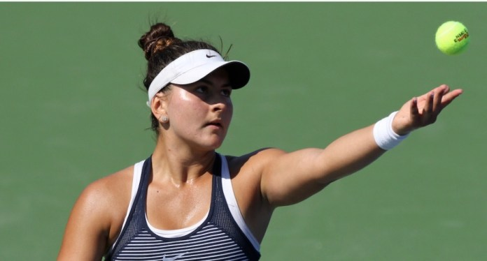 Bianca Andreescu nu va participa la Australian Open
