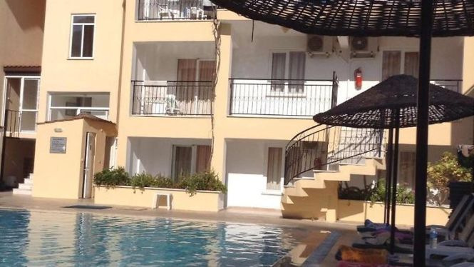 Ece Apart Hotel Icmeler 3 Turkey From Us 25 Booked