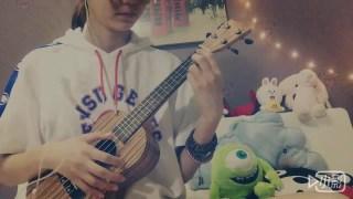 【嘻哈大娘】理想三旬-尤克里里弹唱 音乐区初投稿