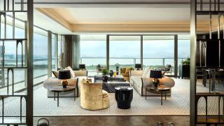 【20万元/㎡】中国顶级豪宅 深圳湾1号!祝点赞投币小伙伴以后发大财都买得起!