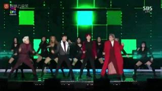 【WINNER】《REALLY REALLY》SBS歌谣大战 171225现场版!
